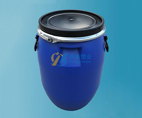 60L抱箍塑料桶