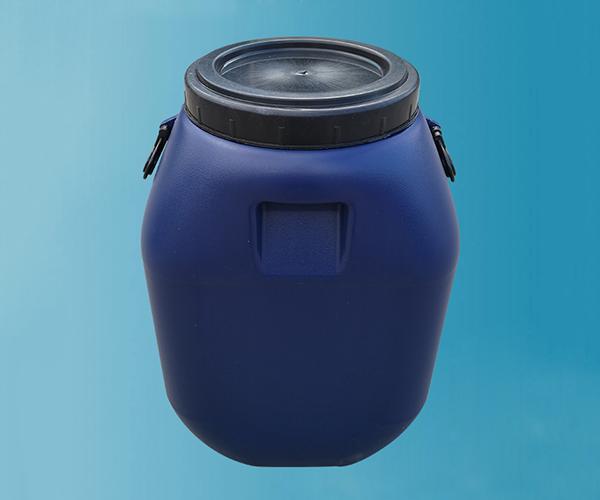 湖南50L开口旋盖塑料桶