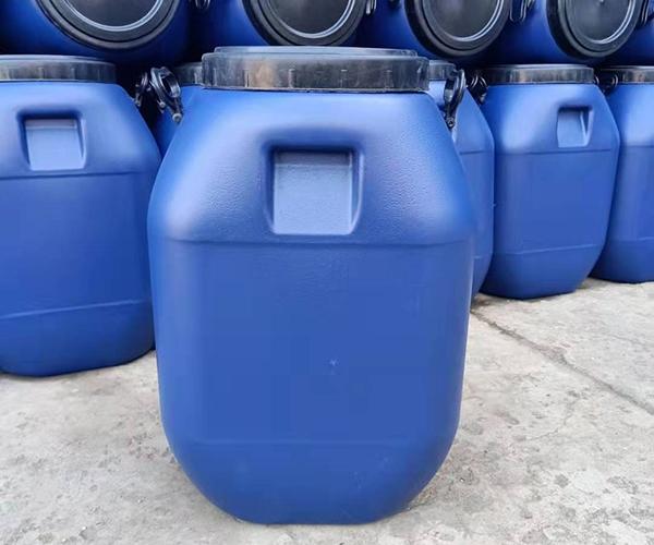 50L开口旋盖塑料桶
